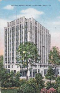 Tennessee Knoxville Medical Arts Building 1949