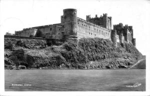 Bamburgh Castle Chateau Schloss