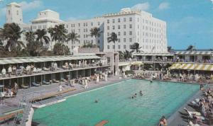 Swimming Pool & Diving Board, Cabana Terrace, Hollywood Beach Hotel, Hollywoo...