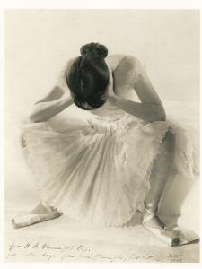 Erwin Blumenfeld in Despair Stunning Gypsy Fashion Photo Postcard