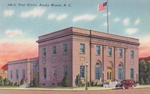 North Carolina Rocky Mount Post Office