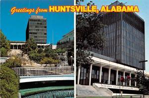 Huntsville, Alabama - Big Spring Park
