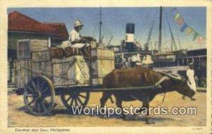 Carabao & Cart Philippines Unused