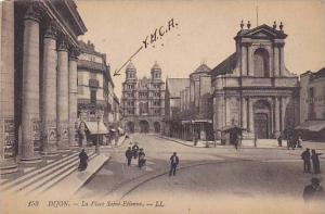 Y.M.C.A., La Place Saint-Etienne, Dijon (Côte-d'Or), France, 1900-1910s