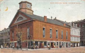 25593 MA, East Boston, 1907, Lyceum Hall