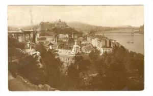 RP; View with the St. Gerard-Monument, Budapest, Hungary, PU-1927