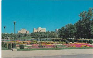 Legislative Gardens, REGINA, Saskatchewan, Canada, 40-60's