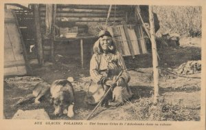 Eskimo & Indian Missions , Canada , 1910s ; View #11