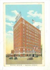 Hotel Reich, Gadsen, Alabama, 1910s
