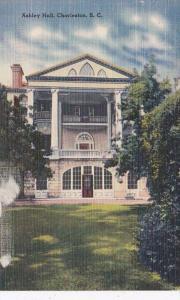 South Carolina Charleston Ashley Hall