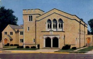 First Baptist Church - Waukegan, Illinois IL