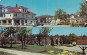 LAUREL , Maryland, 1950-60s ; Allen's Hotel