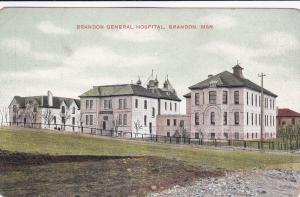 BRANDON , Manitoba, Canada , 00-10s ; General Hospital