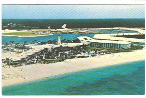 The Lucayan Beach Hotel and Casino, Grand Bahama Island,  40-60s