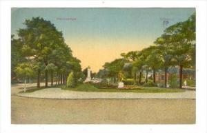 Nassausingel, Nijmegen (Gelderland), Netherlands, 1900-1910s