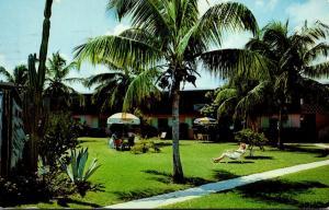 Florida Key West The Key Wester Hotel Motel & Villas 1962