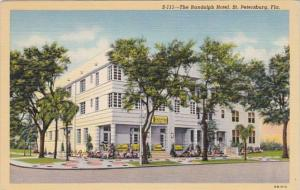 Florida St Petersburg The Randolph Hotel
