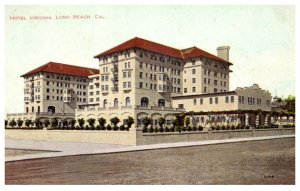 California Long Beach Hotel Virginia