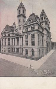 PITTSBURG , Pennsylvania, 1901-07 ; Federal Building