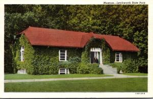 New York Letchworth State Park Museum 1946
