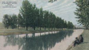 PETERBORO , Ontario , Canada , 1900-10s ; Trent Canal