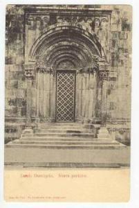 Lunds Domkyrka. Norra portalen, Sweden, Pre 1905