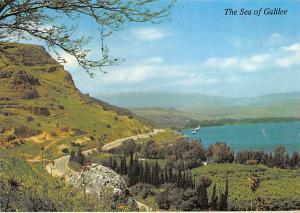 Israel Sea of Galilee  Sea of Galilee