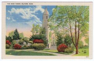 Milford, Mass, The Irish Tower