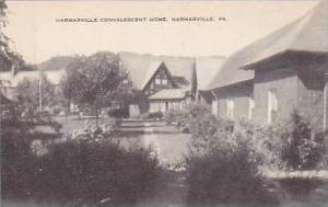 Pennsylvania Harmarville Harmarville Convalescent Home Artvue