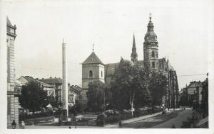 Slovakia Kosice Kassa Dom
