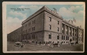Armory, Sixth and Walnut, Louisville, KY. 20756 N