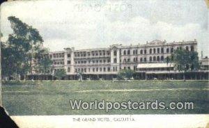 Grand Hotel Calcutta, India Unused