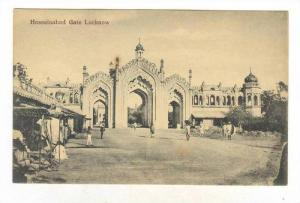 Hossainabad Gate, Lucknow, India, 1900-1910s