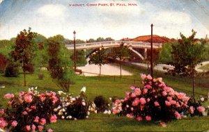 Minnesota St Paul Como Park Viaduct