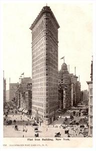 7775   New York City   Flat Iron Building