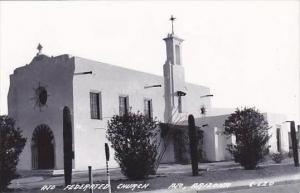 Arizona Ajo Federated Church Real Photo