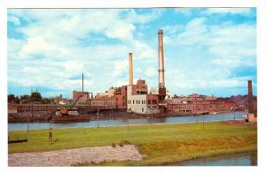 Cornwall Division Of Howard Smith Paper Mills Limited, Cornwall, Ontario, Can...