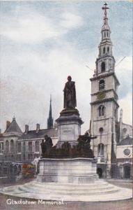 Gladstone Memorial, London, England, United Kingdom, 00-10s