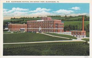 Bloomsburg Hospital and Nurses' Home, Bloomsburg, Pennsylvania, 00-10s