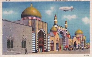 CHICAGO, Illinois, 1934; Oriental Village, Chicago World's Fair