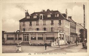 CPA RIVA-BELLA - Grand Hotel de la Plage (140964)