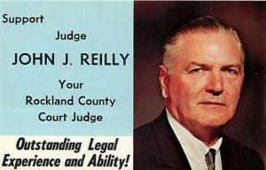 NY, Grand View, New York, John J. Reilly, Court Judge Candidate, Dexter Press