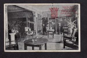 PQ Chateau de Blois Trois Rivieres QUEBEC Carte Postale Canada Postcard