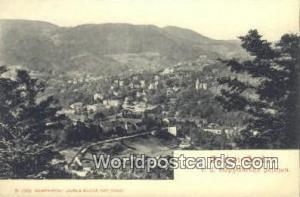 Baden Baden Germany, Deutschland Postcard VD Sophienrube Gefehen  VD Sophienr...