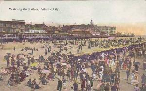 Watching the Bathers,  Atlantic City, New Jersey,   00-10s