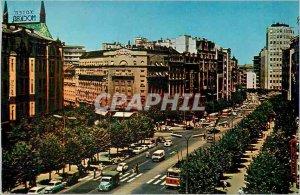 Postcard Modern Beograd