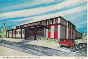 Eskimo Inn , INUVIK , N.W.T. ,  Canada , 50-70s