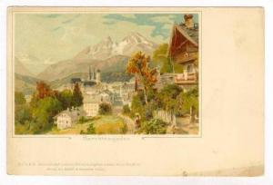 Berchtesgaden , Germany, 1890s