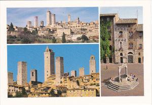 Italy San Gimignano Multi View