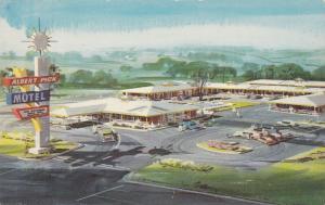 NATCHEZ, Mississippi, 40-60s; Albert Pick Motel